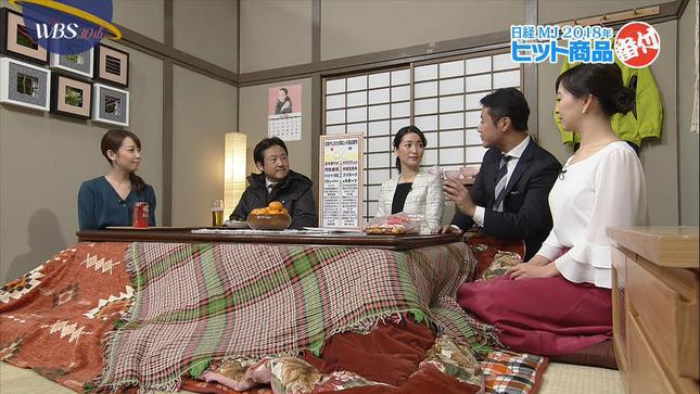 須黒清華 ワールドビジネスサテライト 片渕茜 7