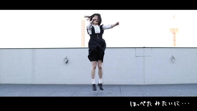 テレ朝 田中萌アナが本気でフル尺踊ってみた 11