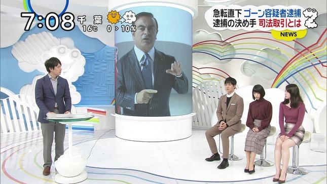 熊谷江里子 團遥香 ZIP! 8