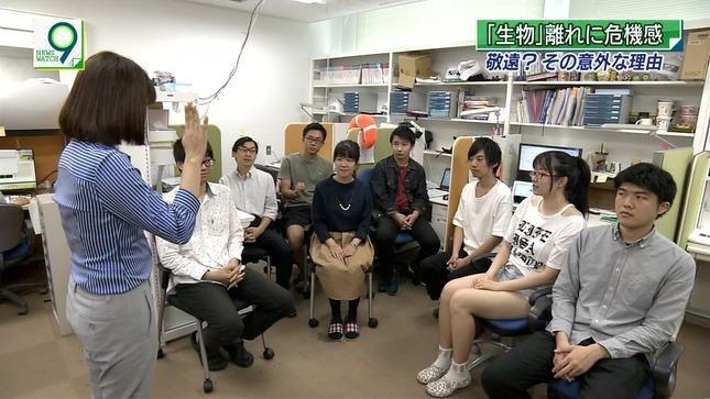 橋詰彩季 ニュースウオッチ9 7
