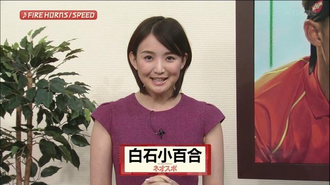 白石小百合 ネオスポーツ TXNnews 03