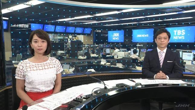 出水麻衣 ひるおび! TBSニュース news23 1