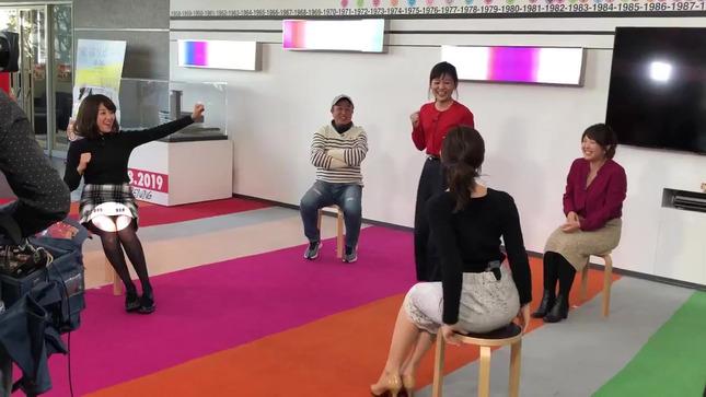 中村秀香 黒木千晶 ytvアナウンサー向上委員会 ギューン↑12