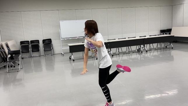 田中萌アナ7日間の記録【本気ダンス完全版】 17
