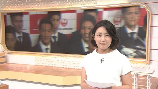 上山千穂 矢島悠子 スーパーJチャンネル 6