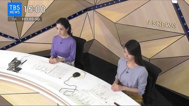 古谷有美 TBSニュース 毎日がスペシャル! 6