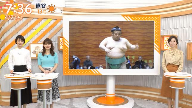 加藤シルビア あさチャン! 山本里菜 6