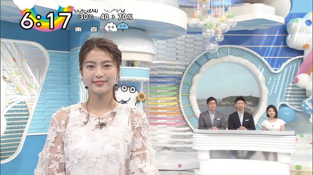 高橋春織 渡辺早織 團遥香 郡司恭子 ZIP! 3