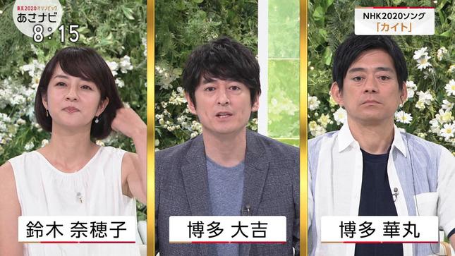 鈴木奈穂子 あさナビ 2