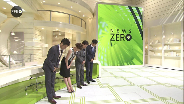 山岸舞彩 NewsZero 03