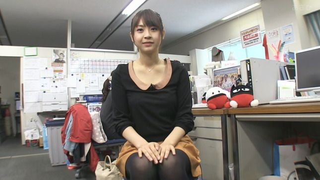 広瀬麻知子 静岡朝日TV しょんないTV 13