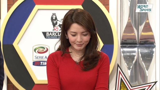 深津瑠美 ワールドスポーツSOCCER 07