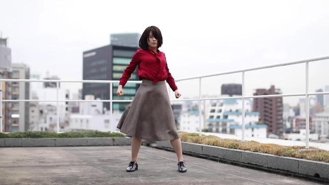 テレ朝 田中萌アナが本気でフル尺踊ってみた 4
