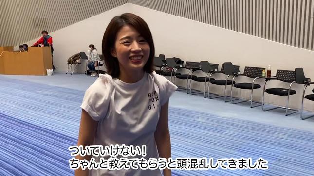 田中萌アナ10日間の記録 女子アナダンス部 8