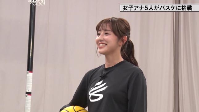 斎藤ちはる テレ朝女子アナバスケ女王決定戦 18