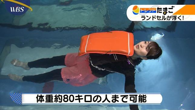 相内優香 ワールドビジネスサテライト 片渕茜 16