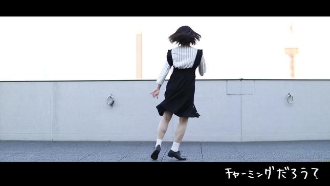 テレ朝 田中萌アナが本気でフル尺踊ってみた 15
