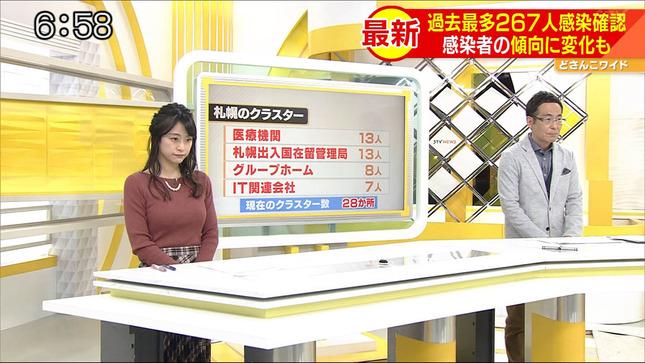 村雨美紀 どさんこワイド179 14