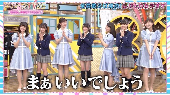 角谷暁子 田中瞳 森香澄 片渕茜 電脳トークTV 17