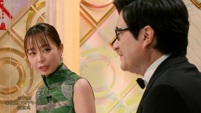 宇垣美里 第93回アカデミー賞授賞式 9