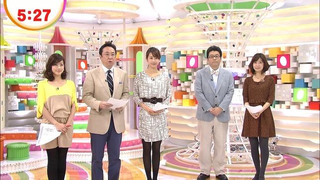 加藤綾子 生野陽子 山崎夕貴 めざましテレビ 02