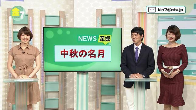 金城わか菜 金7 おきCORE 2