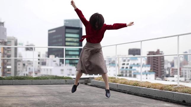 テレ朝 田中萌アナが本気でフル尺踊ってみた 13