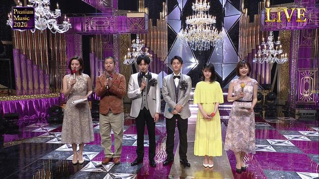 滝菜月 徳島えりか Premium Music 2020 7