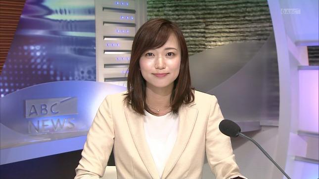斎藤真美 おはよう朝日土曜日です ABC NEWS 4