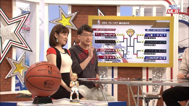 平原沖恵 ワールドスポーツMLB 09