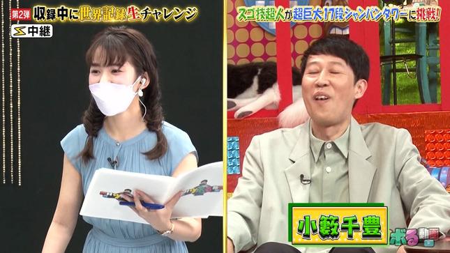 冨田有紀 7スタライブ 内村のツボる動画 WBS 5