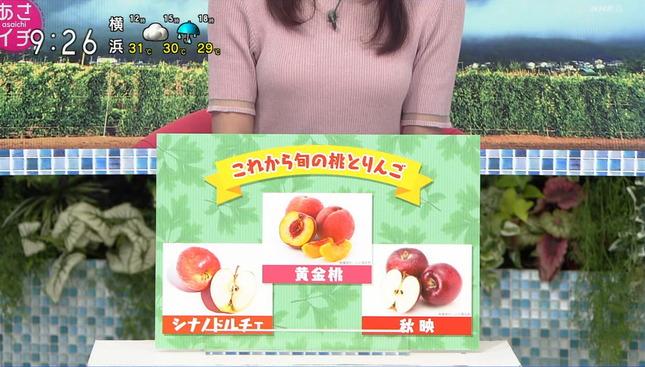 川口由梨香 あさイチ 11