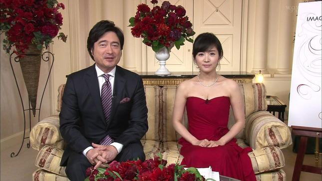 高島彩 第87回アカデミー賞授賞式ダイジェスト 01