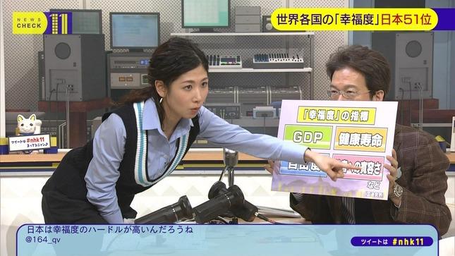 桑子真帆 ニュースチェック11 大成安代 7