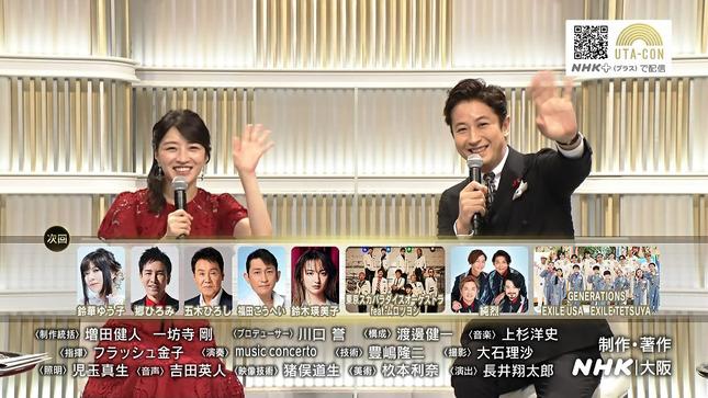 赤木野々花 うたコン NHKニュース7 4