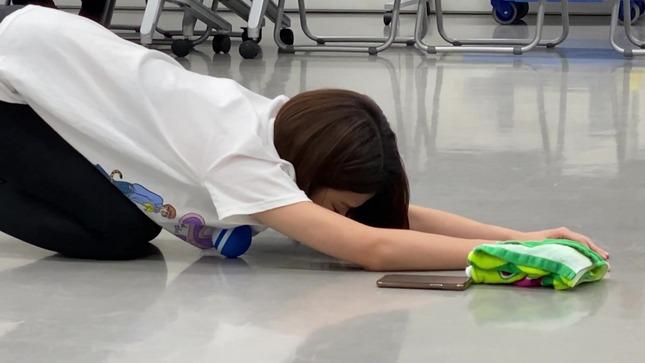 田中萌アナ7日間の記録【本気ダンス完全版】 19