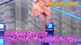 佐藤真知子 ズームイン!!サタデー 目がテン! クッキング 10