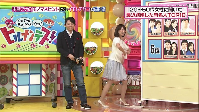 中島芽生 NewsEvery ヒルナンデス! 07