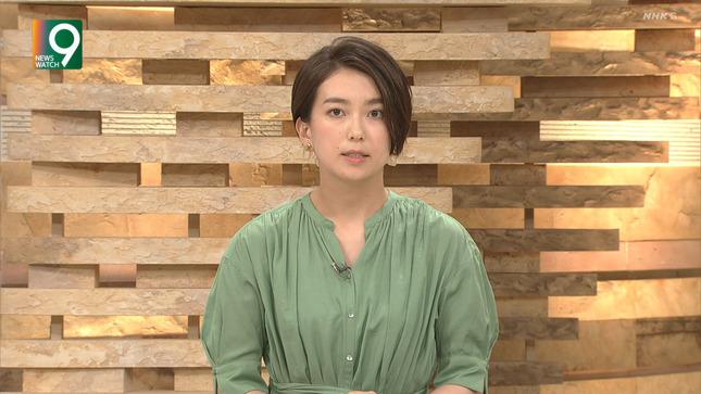 和久田麻由子 ニュースウオッチ9 東京2020パラリンピック 5