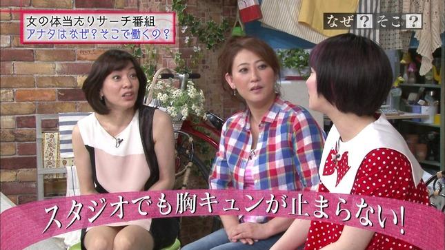 八木亜希子 女の体当たりサーチ番組 なぜ?そこ? 01
