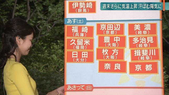 下村彩里 報道ステーション 6
