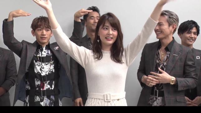 佐藤梨那 音楽の祭典 ベストアーティスト2019 裏配信 1