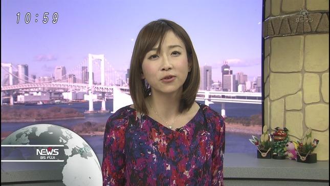 松尾翠 BSフジNEWS 01