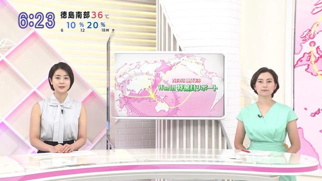 夏目三久 あさチャン! 9