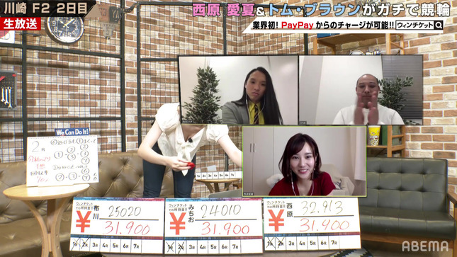 藤田かんな WINTICKET ミッドナイト競輪 4