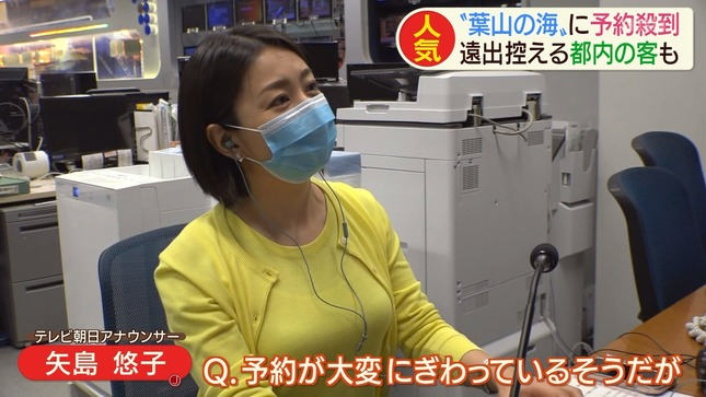 矢島悠子 スーパーJチャンネル ANNnews 2