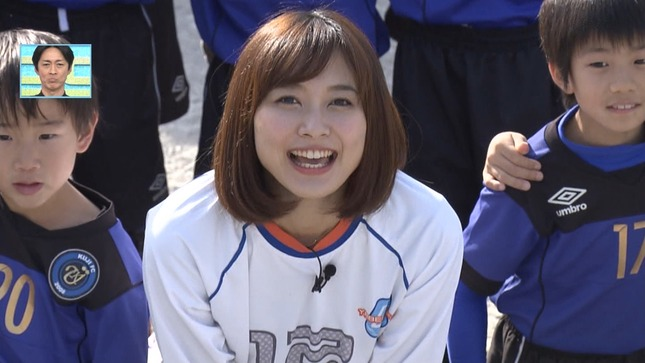 久冨慶子 スーパーJチャンネル やべっちFC 12