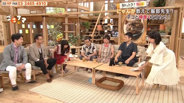 島津有理子 ごごナマ 6