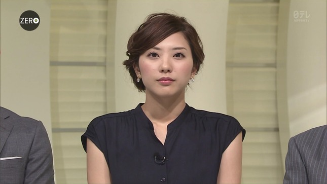 12山岸舞彩 NewsZero