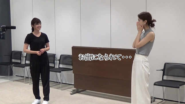 下村彩里 斎藤ちはる 女子アナダンス部 3